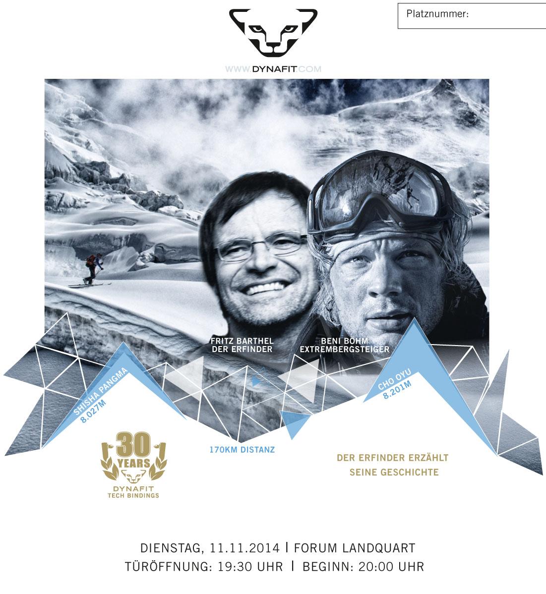 30 Jahre Bergsportgeschichte
